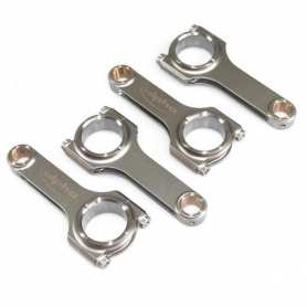 Connecting rod kit alpha Racing. forged
