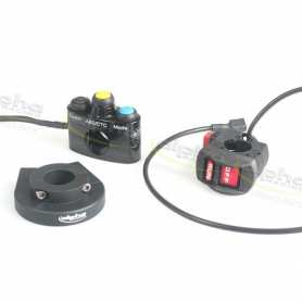 Conversion kit handlebar switches aR loom