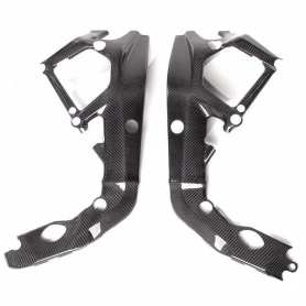 Frame protection kit carbon. S 1000 RR 2009-2011