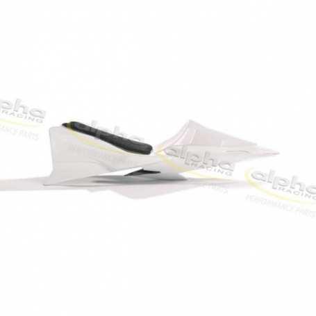 Race tail long epoxy avio f. alpha Racing subframe