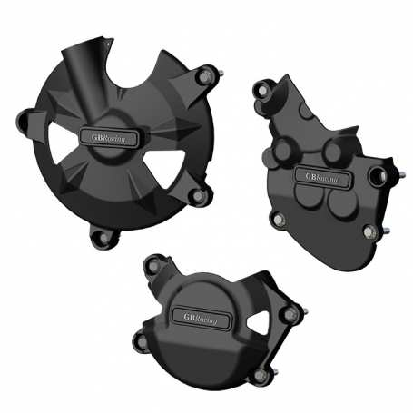 ZX-10R STOCK Engine Cover Set 2008 - 2010
