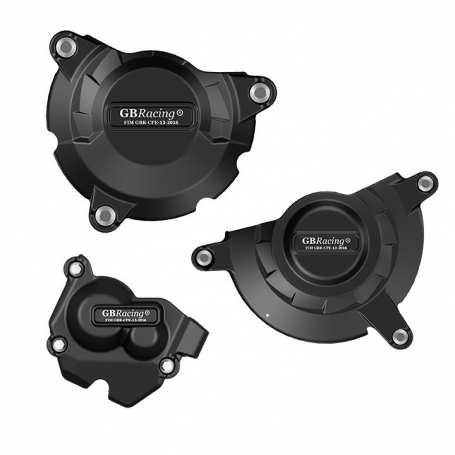 ZX-10R Engine Cover Set 2011-2019