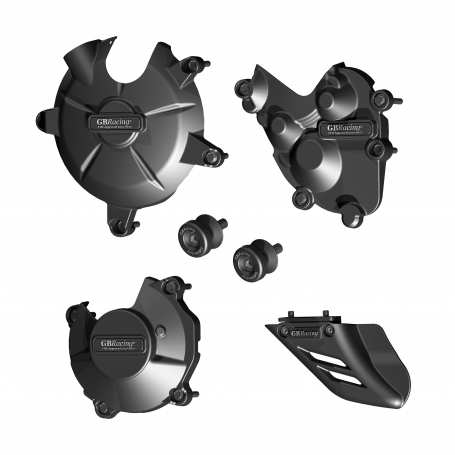 ZX-6R Motorcycle Protection Bundle 2007 - 2008