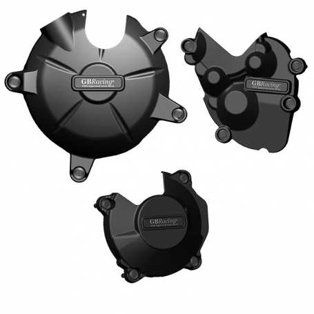 ZX-6R STOCK & KIT Engine Cover Set 2009 - 2012
