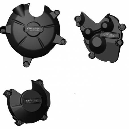 ZX-6R STOCK & KIT Engine Cover Set 2013 - 2019