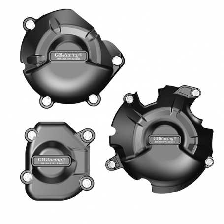 Z800  & Z800E Secondary Engine Cover SET 2013-2016