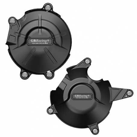 Z300 & EX300 Secondary Engine Cover SET 2014-2016
