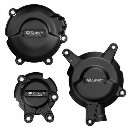 ZXR400 Secondary Engine Cover SET L1-L9 (1991-2003)