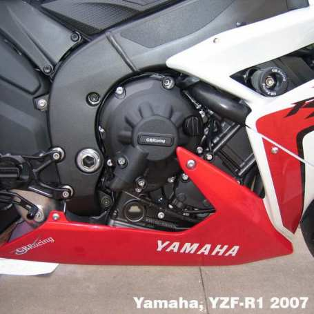 YZF-R1 Engine Cover Set  2007 - 2008