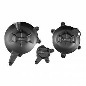 ER6 Engine Cover Set 2006 - 2016