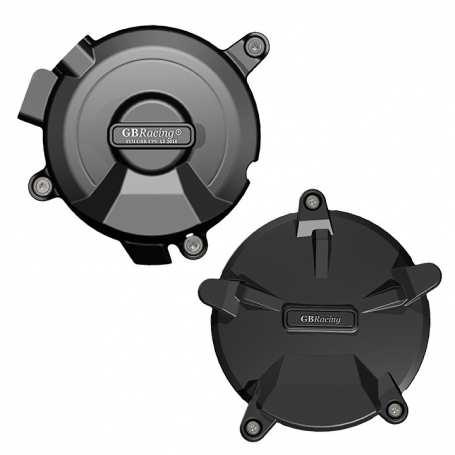 RC8 Engine Cover Set