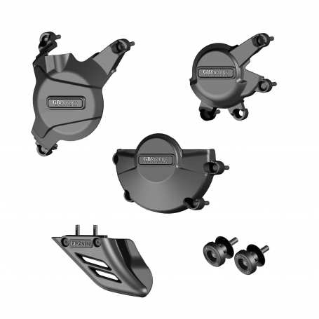 CBR600RR STOCK Motorcycle Protection Bundle 2007 - 2016