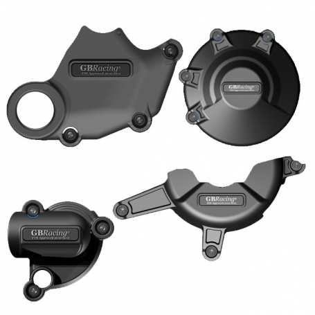 Ducati 848 Engine Cover Set