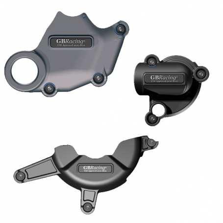Ducati 1198 Engine Cover Set 2007 - 2011