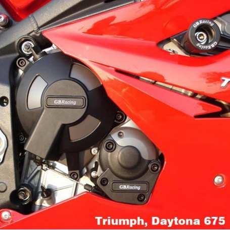 675/ST 675 Stock Engine Cover Set UK Spec