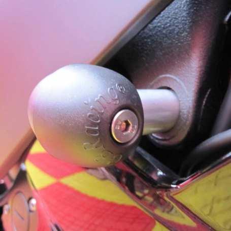 Bullet Frame Slider LEFT HAND SIDE - R6 2006-2019 - STREET