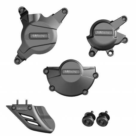 CBR600RR RACE KIT Motorcycle Protection Bundle 2007 - 2016