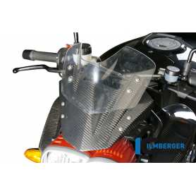 Windshield Carbon - BMW K 1200 R (2005-2008) / K 1300 R (2008-now)