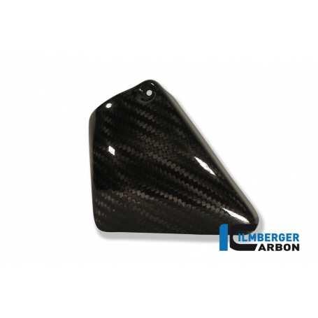 Upper Front Frame Cover (left) Carbon - Harley Davidson V-Rod