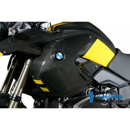 Tank Side Covers (Set) from 08 Carbon - BMW R 1200 GS