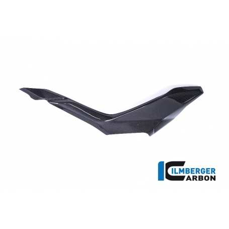 Underseat side panel left gloss Carbon - Ducati Supersport 939