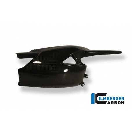Swing Arm Cover Carbon - Triumph Speed Triple (2011-now)