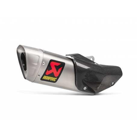 Yamaha Slip-On Line (Titanium)