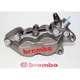 Brembo Caliper P4 30/34. Titanium Finish. right side