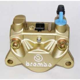 Brembo Caliper P32F. gold
