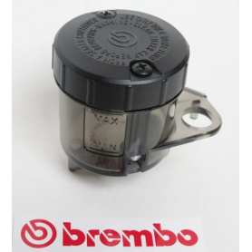 Brembo Brake Fluid reservoir. smoked version. 45ml