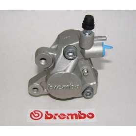 Brembo Caliper P32J. silver. left