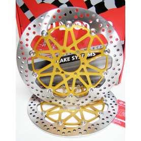 Brembo High-Performance Brake Discs Kit 208973752