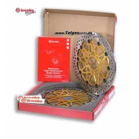 Brembo High-Performance Brake Discs Kit 208973733