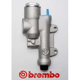 Brembo rear master cylinder PS 13. silver. with reserv.