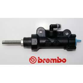 Brembo rear master cylinder PS 12.7E. black