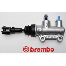 Brembo rear master cylinder PS 12E. silver