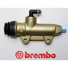 Brembo rear master cylinder PS 11C. gold