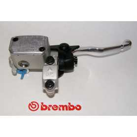 Brembo brake master cylinder PS 9. silver