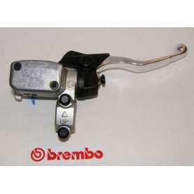 Brembo brake master cylinder PS 11. silver