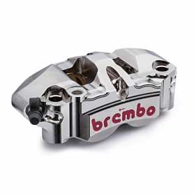 Racing Brake Caliper Brembo Monobloc Moto 2 / Superbike 108 mm. right