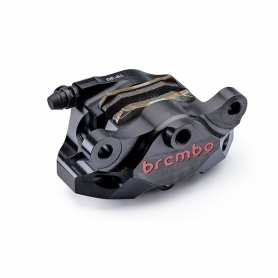 Caliper Brembo P2 34 CNC. black. 84mm. rear