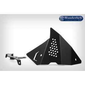 Wunderlich fuel injection system cover - right - black