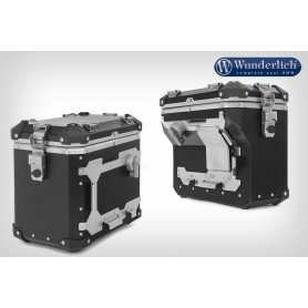 Wunderlich »EXTREME« case set - black