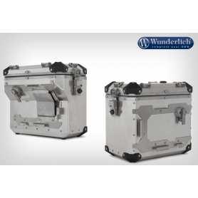 "Wunderlich ""EXTREME"" case set - aluminum"