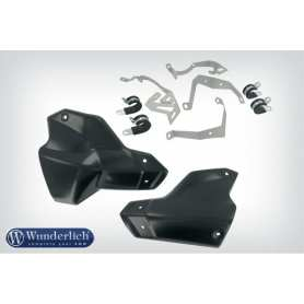 Injection Cover Kit. Black. R1200 GS/ADV 2004-2013