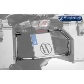 "Wunderlich case carrier ""EXTREME"" R 1200/1250 GS LC - stainless steel"