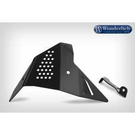 Wunderlich fuel injection system cover - left - black
