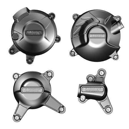 MT-09. FZ-09. Tracer & Scrambler  Engine Cover Set 2014-2019