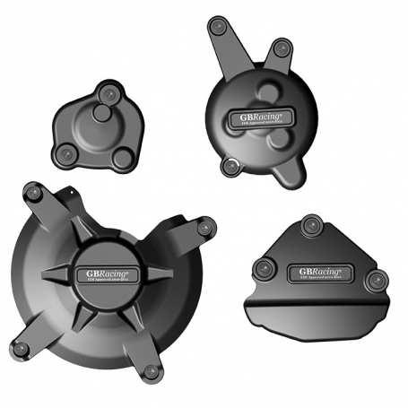 Fazer 800 Engine Cover Set 2010 - 2015