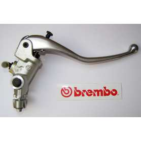 Brembo brake master cylinder PR 18. silver